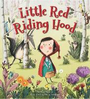 Storytime Classics: Little Red Riding Hood by Saviour Pirotta