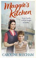Maggie's Kitchen by Caroline Beecham