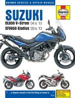 Suzuki Dl650 V-Strom & SFV650 Gladius (04 - 13) by Matthew Coombs