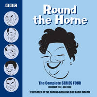 Round the Horne Complete Series 17 Episodes of the Groundbreaking BBC Radio Comedy by Barry Took