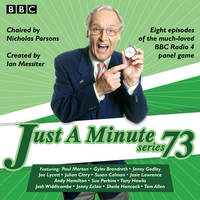 Just a Minute All Eight Episodes of the 73rd Radio Series by BBC Radio