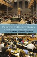Parliament and Parliamentarism A Comparative History of a European Concept by Pasi Ihalainen