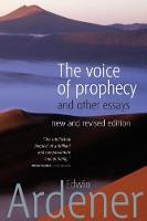 The Voice of Prophecy And Other Essays by