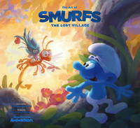 The Art of Smurfs The Lost Village by Tracey Miller-Zarneke