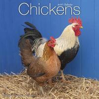Chickens Calendar 2018 by Avonside Publishing Ltd.