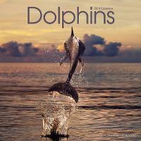Dolphins Calendar 2018 by Avonside Publishing Ltd.