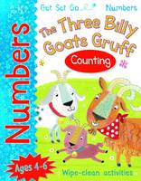 Get Set Go Numbers: The Three Billy Goats Gruff - Counting by Rosie Neave