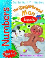 Get Set Go Numbers: The Gingerbread Man - Equals by Rosie Neave