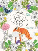 Into the Wild An Exotic Animal Colouring Book by Daisy Fletcher