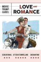 Love and Romance Movie Trump Cards by Marc Aspinall