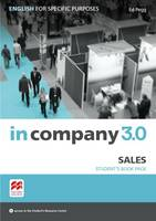 In Company 3.0 ESP Sales Student's Pack by Ed, Jr. Pegg
