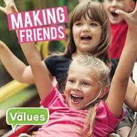 Making Friends by Steffi Cavell-Clarke