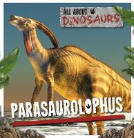 Parasaurolophus by Mike Clark