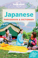 Japanese Phrasebook 8 by Lonely Planet