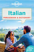 Italian Phrasebook 7 by Lonely Planet