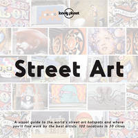 Street Art by Lonely Planet