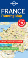 Lonely Planet France Planning Map by Lonely Planet