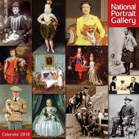 National Portrait Gallery - Royalty and their Pets Wall Calendar 2018 (Art Calendar) by Flame Tree Studios