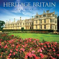 Heritage Britain Wall Calendar 2018 (Art Calendar) by
