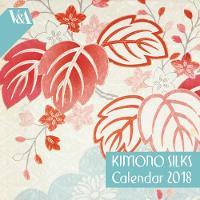 V&A Kimono Silks - mini wall calendar 2018 (Art Calendar) by Flame Tree Studios