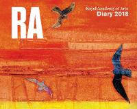 Royal Academy of Arts Desk Diary 2018 by Flame Tree Studios