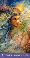 Josephine Wall - Celestial Journeys (Planner 2018) by Flame Tree Studios