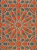 Owen Jones - Alhambra Ceiling Pocket Diary 2018 by Flame Tree Studios