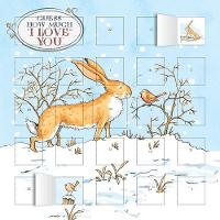 Guess How Much I Love You advent calendar (with stickers) by Flame Tree Studios