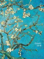Van Gogh - Almond Blossom Pocket Diary 2018 by Flame Tree Studios