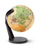 Insight Globe: Small World Antique Globe by APA Publications Limited