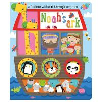 Noah's Ark by Dawn Machell