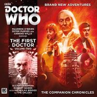 The Companion Chronicles The First Doctor Volume 2 by John Pritchard, David Bartlett, Una McCormack, Guy Adams