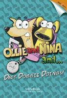 Ollie and Nina and ... Daft Doggy Doings! by Dr. Neil Sullivan