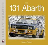 Fiat 131 Abarth by Graham Robson