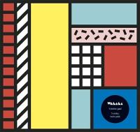 Tribal Pop: Memo Pad by Camille Walala