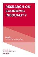 Research on Economic Inequality by Sanghamitra Bandyopadhyay