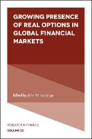 Growing Presence of Real Options in Global Financial Markets by John W. Kensinger