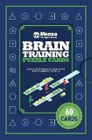 Puzzle Cards: Mensa Brain-Training by Robert Allen