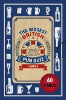 Puzzle Cards: The Biggest British Pub Quiz by Roy and Sue Preston
