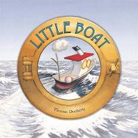 Cover for Little Boat by Thomas Docherty