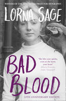 Cover for Bad Blood by Lorna Sage