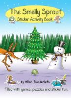 The Smelly Sprout Activity Sticker Book by Allan Plenderleith