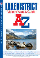 Lake District Visitors' Atlas by Geographers' A-Z Map Company