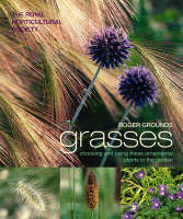 RHS Grasses by Roger Grounds, Andrew Lawson