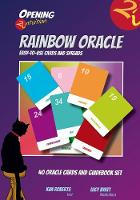 Opening2Intuition Rainbow Oracle 40 Oracle Cards and Guidebook Set by Kim Roberts