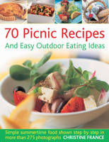 75 Picnics and Easy Outdoor Eating Ideas Simple Summertime Food Shown Step by Step by Christine France