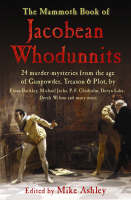 The Mammoth Book of Jacobean Whodunnits by Mike Ashley