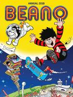 Beano Annual 2018 by Parragon Books Ltd