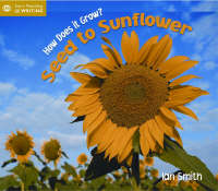 How Does it Grow? From Seed to Sunflower by Ian Smith