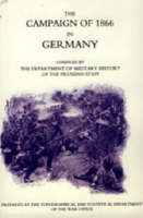 The Campaign of 1866 in Germany Prussian Official History by Von Wright, M. Henry Hozier